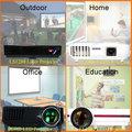 Proyectos de electrónica del proyector láser piezas/ipad tablet pc proyector 3d/baratos mini proyector
