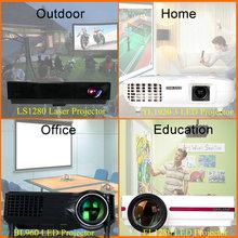 camera overhead projectors mobile 3D video multimedia DLP projector