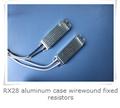 aluminio rx28 caso wirewound resistencias fijas