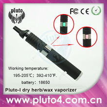 Pluto patent high temperature huge vapor Pluto-1 bullet vaporizer pen