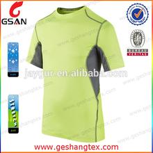 Dri fit Men's t-shirt premium quality plain short sleeve t shirt