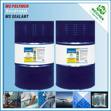 Bluk package MS polymer sealant for high performance bond adhesive windshield polyurethane adhesive sealant