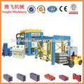 2014 nuevo producto columbia bloque de hormigón de la máquina con alta calidad qt10-15b