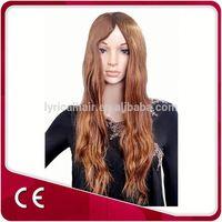 Women Girls Silk Top Full Lace Wigs Customized