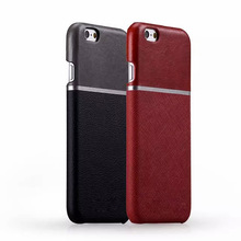 PU Leather Phone Back Case Cover For iPhone 6 6G 4.7inch