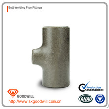 a234 wpb bw cs equal straight std tee pipe fittings