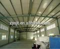 プレハブ鉄骨構造の倉庫倉庫安い販売のための