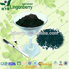 GMP factory supply Organic spirulina powder Spirulina tablet