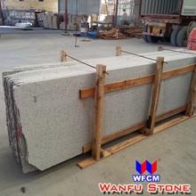 2012 hot sale cheap price of chinese granite slab per square meter