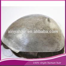 Short hair man toupee ,men human hair wig,bald wig for men
