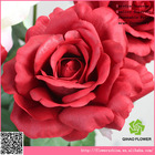 real touch roses latex artificial rose ,single rose sale