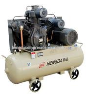 0.3m3/min 7Bar 4hp oil-free low pressure piston compressor