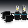 car 5500-6000K 9004 LED Headlight 25W 2800lm With Long Lifespan