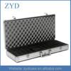 500 Capacity Long Aluminum Case Card Shuffler and Poker Chip Set ZYD-HZMpcc006