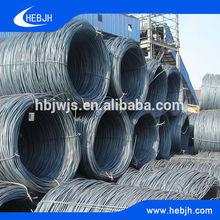5.5-14mm steel wire rod factory supply steel wire rod