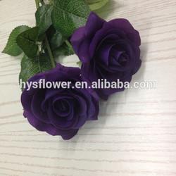 cadbury purple rose for royal wedding tent decoration wedding hall decorations