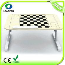 NBT-57 adjustable height and random angle Folding Chess Table