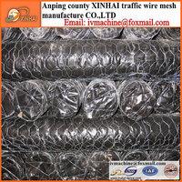 made in China hexagonal grating mesh panel