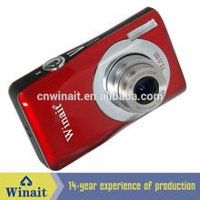 DC-V100 15 MP digital camera + 2.4'' TFT display + 8x digital zoom + anti shake + lithium cheap rechargeable digital camera chea