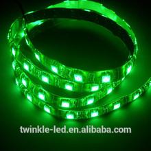 green IP65 epoxy gel 60leds/m epistar 5050 led strip