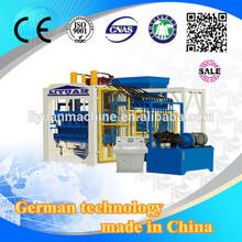 Color brick machine QT12-15 block machines manufactures