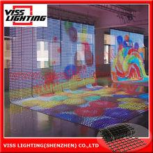 high quality competitive LED pantalla curve