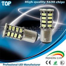 Guangzhou Wholesale led brake light bulb auto part S25 1157 5630 12V led for car
