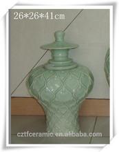 new product High quality cheap price ceramic jar