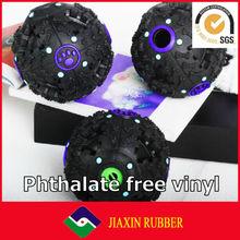 Pet toy dog training vinyl ball