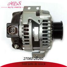 car alternator for Toyota cars OEM: 27060-28260