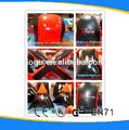 China barato usado paintball campo / depósitos do paintball para venda