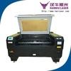 K1480 1400*800mm 120W linear guide co2 laser cutting machine