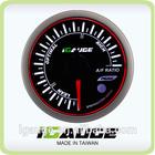 Remote control series, 60mm Electrical Stepper Motor Air Fuel Ratio AFR Gauge