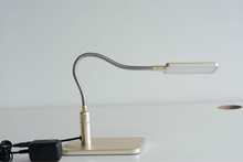 rechargeable study table lamp eye-protected led table lamp