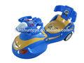 Caliente modelo moderno paseo en el juguete giro del coche--- tianshun