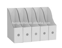 Custom cardboard paper document a4 folder file box