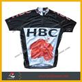 100% animado de poliéster baratos de china al por mayor de camisetas de ciclismo, ciclismo de thor