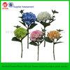 46CM Plastic Wall Flower Decoration Hydrangea Branch