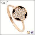 La fábrica de yiwu!! El más nuevo estilo de cristal de arranque del engranaje del anillo