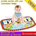 Nuevos productos para bebés 2015 educación mat juega para el niño