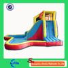 home water slide inflatable slide pool children water slide for sales