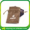 Custom velvet drawstring pouch bag for jewelry
