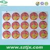 2015 custom Self-adhesive Epoxy Decorative sticker