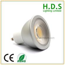 New Products on China Market GU10 MR16 6W COB 55MM Height