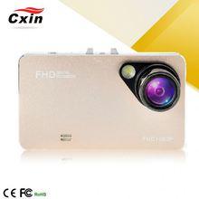 Car Camera Vehicle Dvr 1080P Car Camera Dvr Video Sensor With Led Car Logo