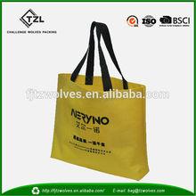 Eco-Friendly Fold-Up Reusable Nylon Shopping bag, nylon tote Bags