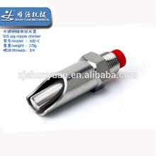stainless steel pig nipple drinker model SY602-C drinking nipple farm of hog