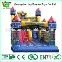 inflatable toboggan slide,sale inflatable slide,wizard slides inflatable