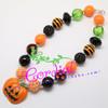 2014 Newest Hallowmas Design Fashion Jewelry Handmade Beads Chunky Necklaces Jewelry Hallowmas Design Jewelry