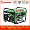 TZH hot sales ! 6kva china cheap generator 15hp gasoline generator air cooled